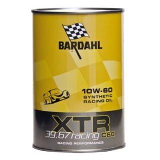 BARDAHL XTR 39.67 C60 RACING OIL 10W-60 1 Liter Dose