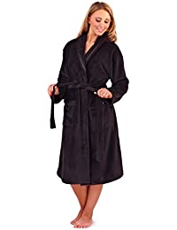 Amazon.co.uk  Loungeable Boutique - Dressing Gowns   Nightwear  Clothing 4b5b7e6d7