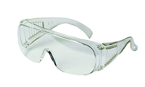 3M VS 160 C1 Visitor Impact Protection Safety Over Spectacle - Clear