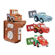 Toupie Beyblade Aquario - Voiture Télécommandée Cars 2 - Mini speeders