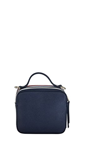 TOMMY HILFIGER AW0AW05290 CAMERA BAG BORSE A TRACOLLA Donna Blue