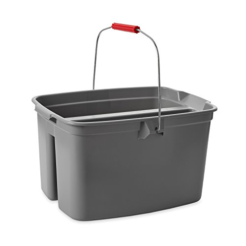 rubbermaid-commercial-products-fg262888gray-doppeleimer-18-l-grau