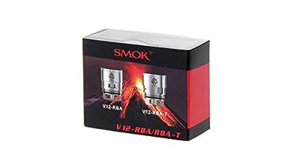 Original SMOK TFV12 RBA TRIPLE COIL ( V12-RBA-T) Selbstwickel Coil von SMOK