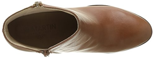 Jb Martin - Xoel, Stivali classici alla caviglia Donna Marron (Veau Gibson Cuoio)