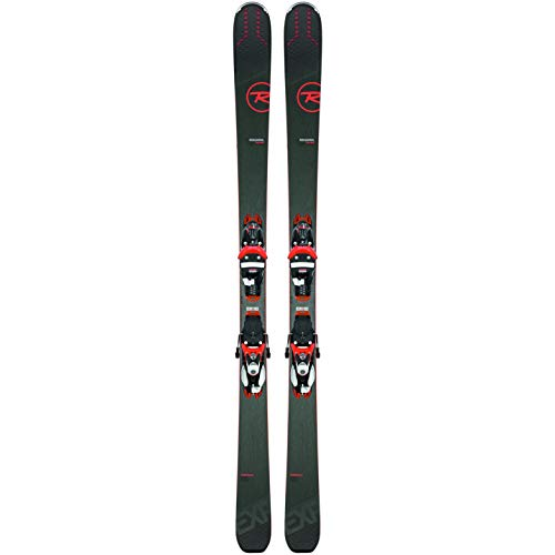 Rossignol - Pack Ski Experience 88 Ti + Fixations Spx12 K Homme Marron - Homme - Taille 166 - Marron