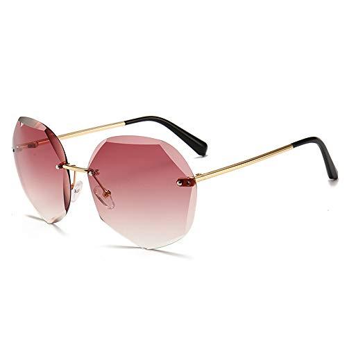 Damen-Sonnenbrillen Fashion Bright Glasses - Polarized Sonnenbrillen für Frauen, Linsen-Sonnenbrillen für Damen Damen Fashionwear Pop Polarized Sun Eye Glass,Red