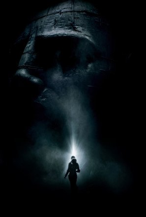 PROMETHEUS – US Textless Imported Movie Wall Poster Print - 30CM X 43CM Brand New Alien