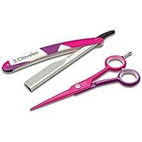 3 Claveles, Kit para el corte de pelo - 2 piezas