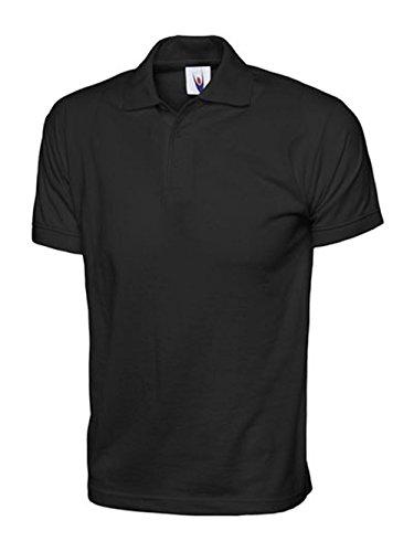 247-Clothing - Polo - Polo - Uni - Femme Beige Beige Noir