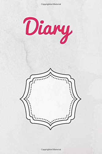 's best choice Diary! 120 pages lined Notebook for your ideas inspired by trendy and chique vintage patterns. Let your thoughts flow and write your ideas down. ()