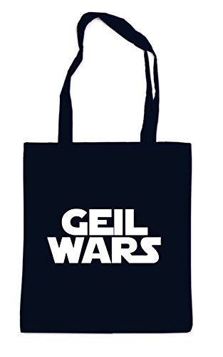 Geil Wars Bag Black