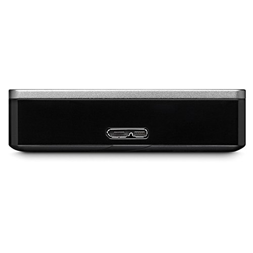 Seagate External Hard Disk (BACKUP PLUS) Black Price in India