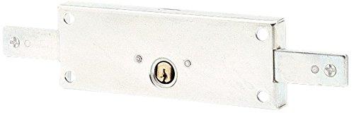 Vachette-Cerradura para Cortina metálica con cilindro y llaves