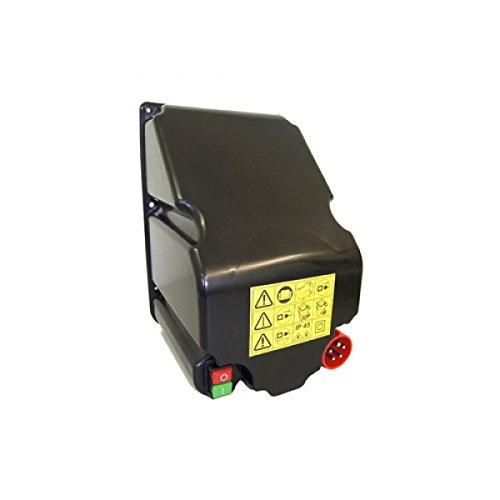 ATIKA Ersatzteil - Motorhaube Schwarz 400V für Betonmischer Profi145 & Comet ***NEU***