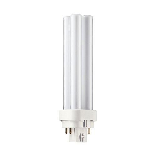 GE Lampe Biax-DE 13 Watt TC-DE 4P G24q-1 Lichtfarbe warmweiß 830 4-Stift-Sockel -