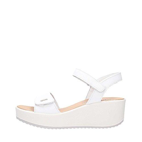 Igi&Co 1176333 Sandales Femme Blanc