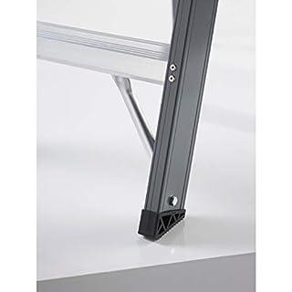 Altrex Aluminium Step Ladder Falco FDO on both sides, 2x 2