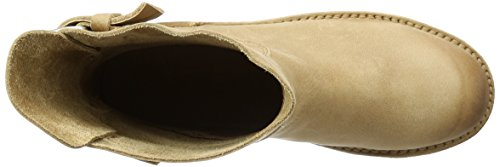Shabbies Amsterdam Shabbies Schlupfstiefel Vegetabil, Stivaletti Donna Beige (Light Brown)
