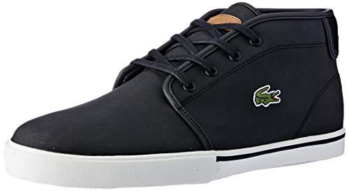 Lacoste Herren Ampthill 119 1 CMA Hohe Sneaker, Schwarz (Blk/Lt BRW Ca1), 41 EU
