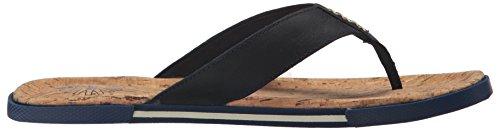 Ugg Australia Men's Braven Mens's Black Cork Flip Flops Synthetic Marino