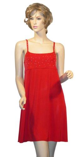 Zahreda Tanzkleidchen rot, Größe 44