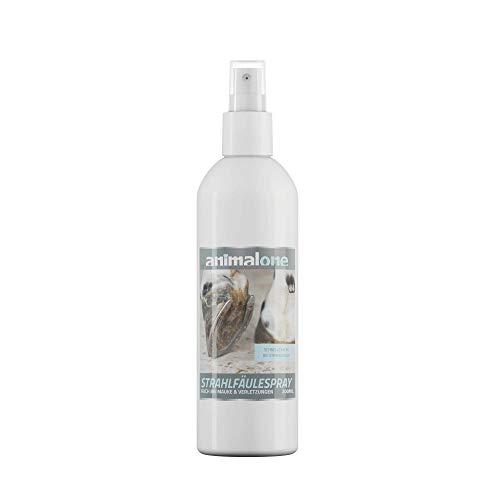 animalone - STRAHLFÄULESPRAY 200 ML - für das Pferd bei Kratzern, Hautverletzungen, offenen Wunden, Ekzemen, Mauke & Strahlfäule -