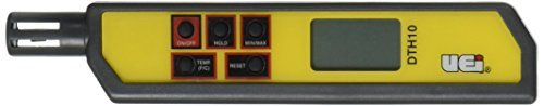 UEi Test Instruments DTH10 Digital Thermo-Hygrometer by UEi Test Instruments