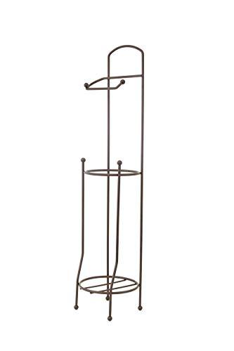 Inspired Living Dusch-Caddies Toilet Paper Tower Franklin 2 Bronze