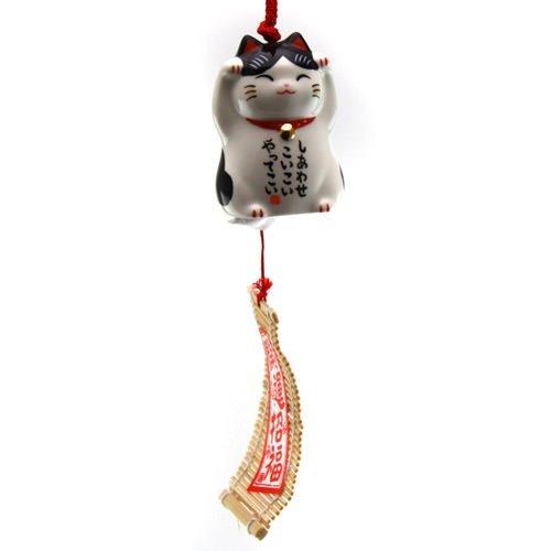 Maneki-Neko Furin Manekineko-Glocke