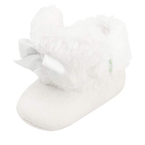 LANSKIRT   Bébé enfant Chaussons bébé, Mode Bottes bébé Enfant Chaud et  Velours Chaussures à 3c8cf2b50ef