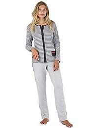 MASSANA Pijama listado de Mujer Primavera-Verano