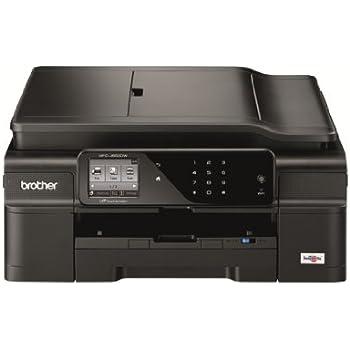 Brother MFC-J650DW Multifuncional - Impresora multifunción (Inyección de Tinta, Colour Printing, Colour Copying, Colour scanning, Colour faxing, 2500 ...