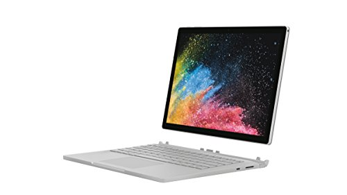 Microsoft Surface Book 2, 13' Argent...