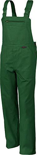 Qualitex BW 270 Salopette de travail Vert Vert 46