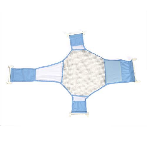 Newin Star Baño del bebé Asiento antideslizante bebé recién nacido Bañera asiento ajustable versátil Mantenga baño del bebé seguro asiento de soporte neto de bañera honda de ducha de malla de bañ
