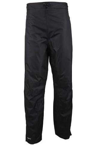 Mountain Warehouse Pantalon Homme Imperméable Résistant à L'eau Pliable Moto