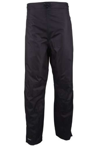 mountain-warehouse-spray-mens-waterproof-over-trouser-walking-hiking-cycling-black-medium