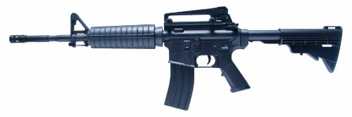 Schmeisser Softair Gewehr AR-15 Youthline, schwarz, 203324