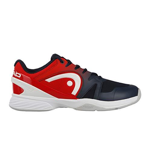 HEAD Herren Tennisschuhe Indoor Sprint Pro 2.0 Carpet blau/rot (958) 44EU