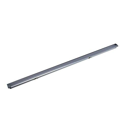 Reno 611 Profilleuchte 61,1 cm 6500K Kaltweiß mit Aluminium - [LED Profil, Lichtleiste, Wohnzimmer Beleuchtung, Indirekte Beleuchtung, Alu-profil, Einlassleuchte, Leuchte, Licht, Küchen-beleuchtung] (Nur die Leuchte)
