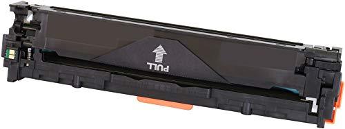TONER EXPERTE® Schwarz Toner kompatibel für HP Color Laserjet CM1312 CM1312nf CM1312nfi CP1215 CP1217 CP1514n CP1515n CP1518ni Canon i-SENSYS LBP5050 MF8030Cn MF8050Cn MF8080Cw (2400 Seiten) (Hp Cp1215 Drucker)