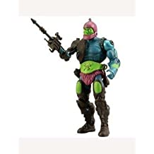 HeMan Masters of the Universe Classics Exclusive Action Figure Trapjaw by Mattel (English Manual)
