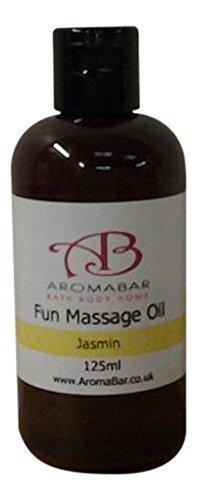 Massage Jasmin Huile Pour Le Corps 125ml