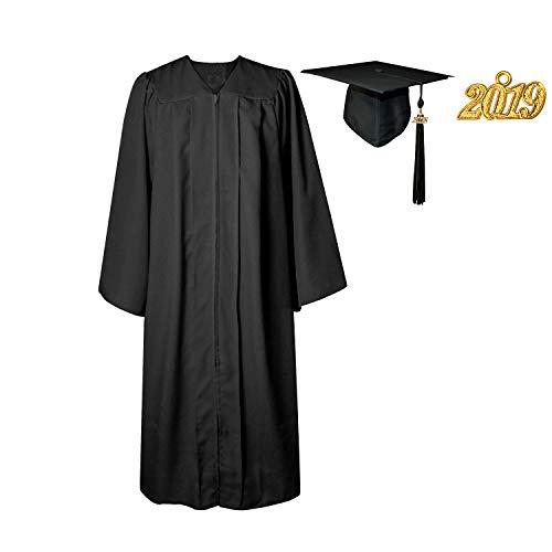 dc83f2a8d4 GGS Akademischer Talar Doktorhut und Quaste Schule abschließen Uni Diplom  Abschluss und Abschlussfeier 12 Farbe