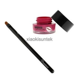 Alcoa Prime Cushion Lip Tint Extreme Cream Liquid Long Lasting Lip Stick+ Brush