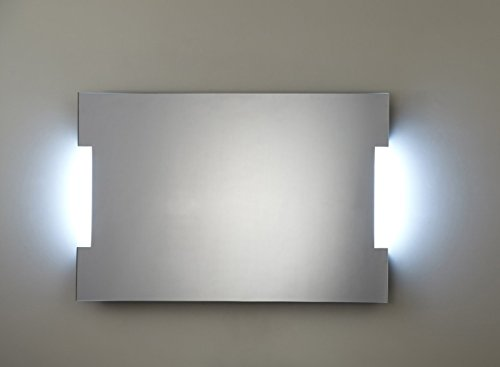 Badezimmerspiegel mit Beleuchtung – Euskirchen 90 cm - 3