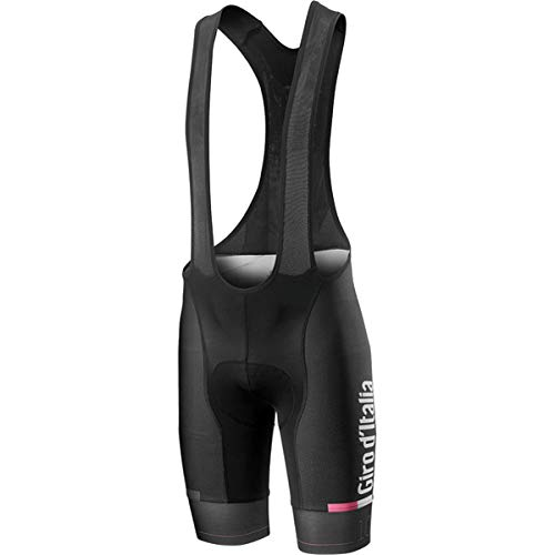 9e5d37b0269a Castelli # Giro102 Flight Bibshort, Men's Cycling Shorts, Men's, 9510208,  black/
