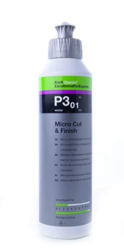 Koch Chemie Politur Micro Cut & Finish P3.01 Micro-Schleifpolitur mit Carnaubawachs 250 ml