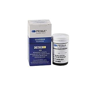 Glukosestreifen für 3in1 Prima Meter (10 Streifen)