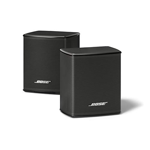 Bose Surround Speakers Schwarz
